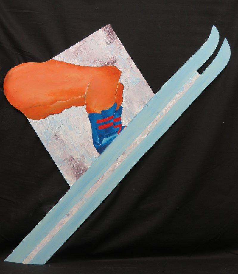 2c la dynamique du skieur