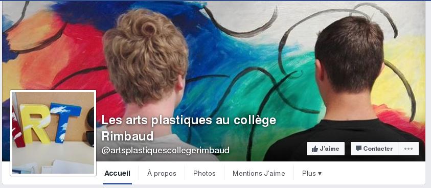 Les arts plastiques au Collège Rhimbaud