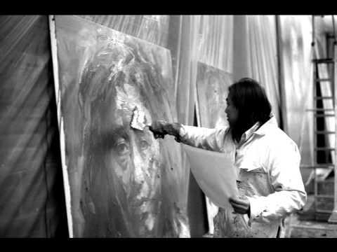 Yan Pei-Ming | Paroles d'artistes, vidéo,, centre Pompidou: