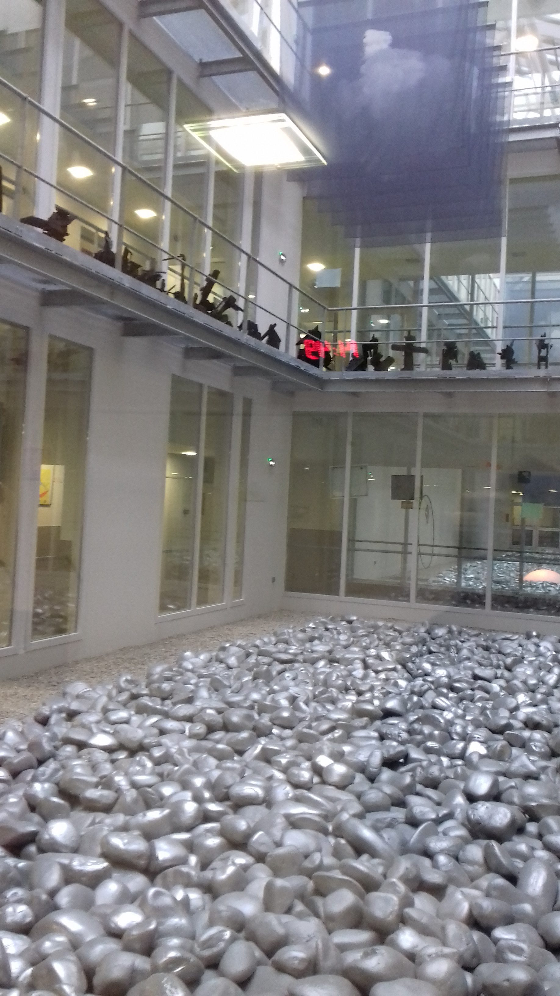 Rez-de-chaussez de l'Atrium