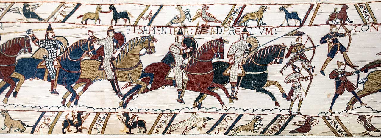 1e Tapisserie de Bayeux