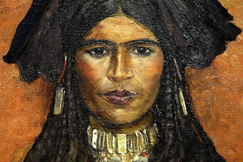 un-portrait-par-le-quot-peintre-du-hoggar-quot-le-comtois-paul-elie-dubois-1554477400